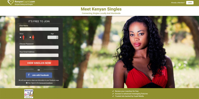 Visiting african dating sites in us