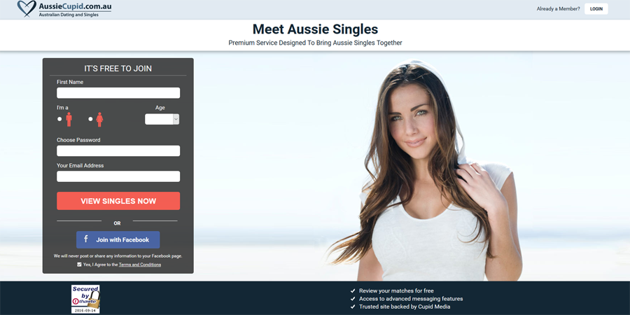 List of free dating sites australia