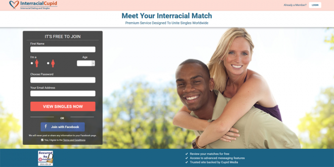 InterracialCupid, Thought About A Mixed-Race Relationship?