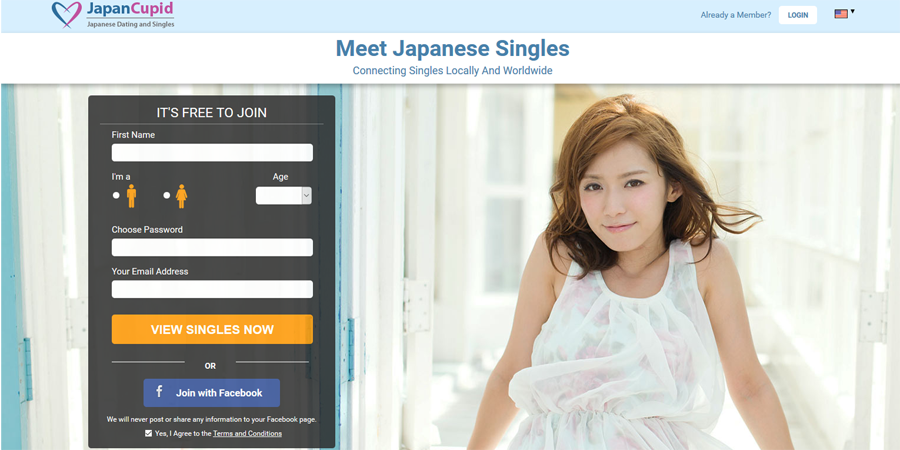 Cupid japan login