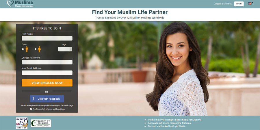 muslim dating websites usa Arabiandate is the #1 arab dating site browse thousands of profiles of arab singles worldwide and make a real connection through live chat and correspondence.