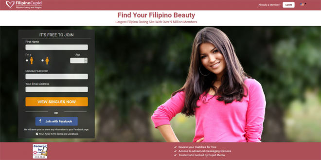 FilipinoCupid, A Place for Dating Filipino Women?