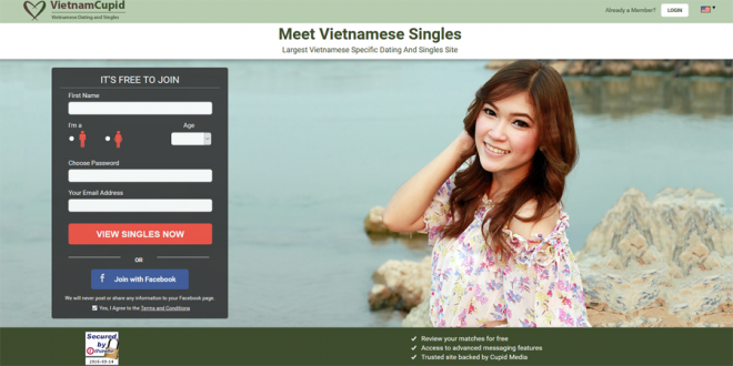 VietnamCupid: It's For Meeting Real Vietnamese Ladies
