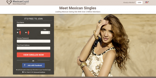 MexicanCupid – Dating the Mexican Way